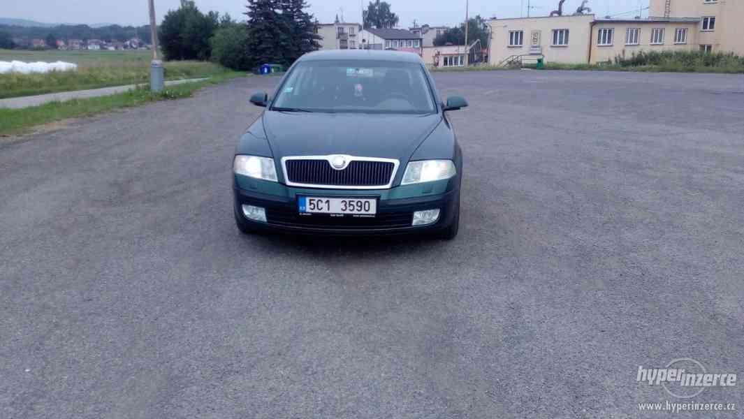 Škoda Octavia 2.0 TDI - zážitek z jízdy.
