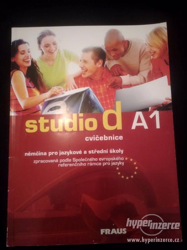 Učebnice němčiny pro jazykové a SŠ