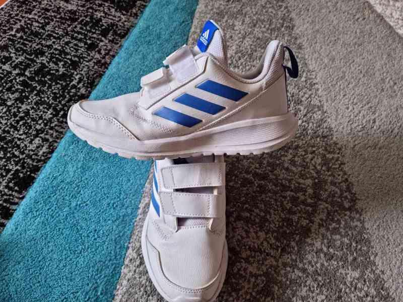 Dětské chlapecké boty Adidas a Reebok vel. 34 - foto 6