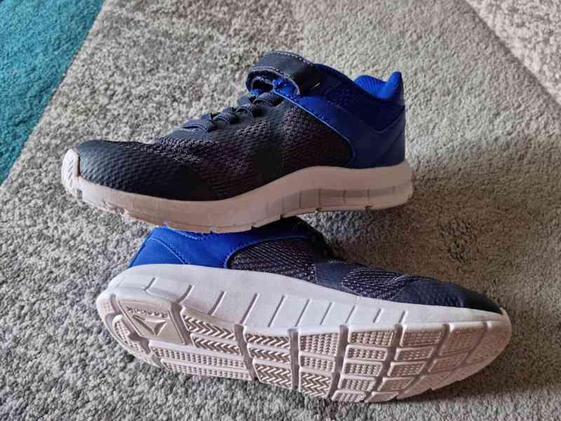 Dětské chlapecké boty Adidas a Reebok vel. 34 - foto 3