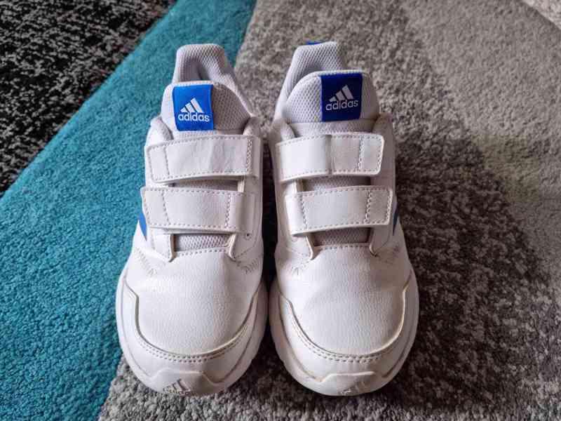 Dětské chlapecké boty Adidas a Reebok vel. 34 - foto 5
