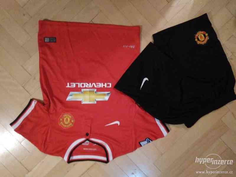 Nový dětský dres Manchester United - Nike - foto 1