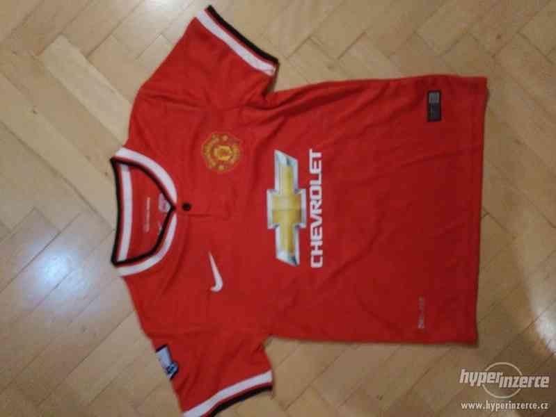 Nový dětský dres Manchester United - Nike - foto 2