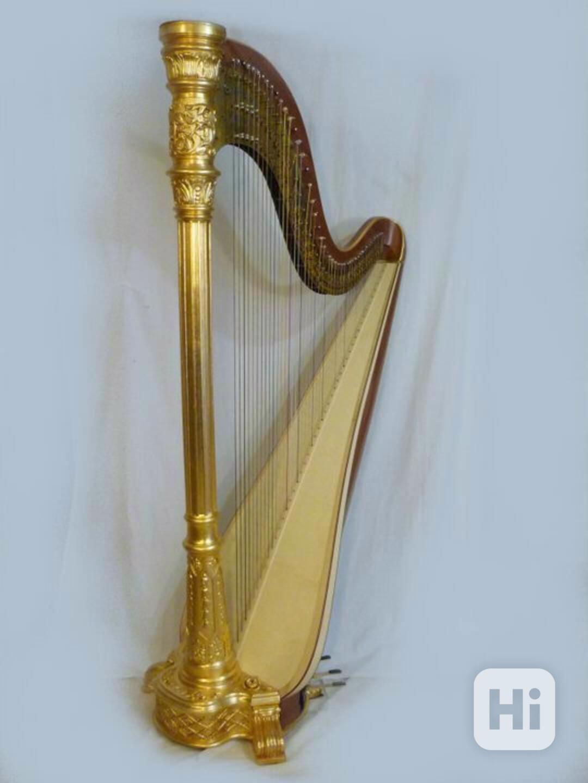 prodám harfu - foto 1