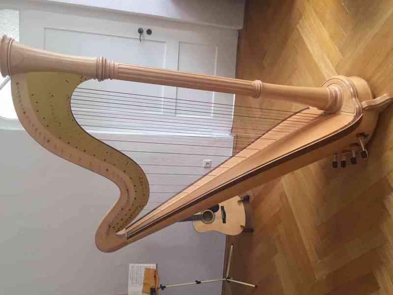 prodám harfu - foto 2