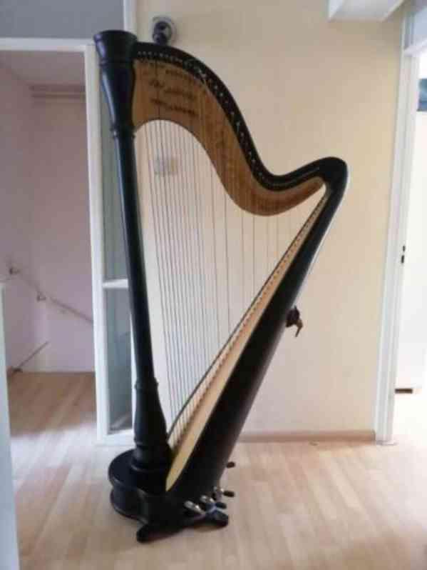 prodám harfu - foto 8