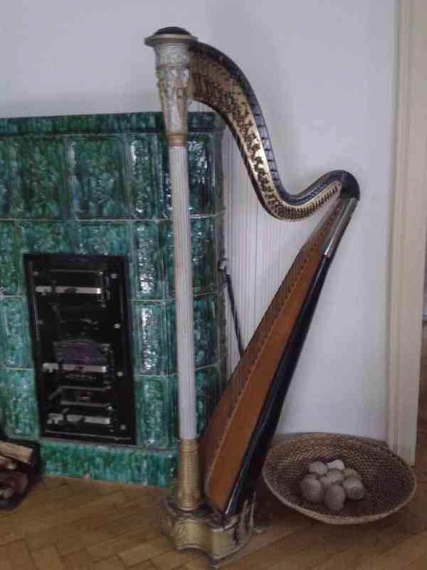 prodám harfu - foto 13