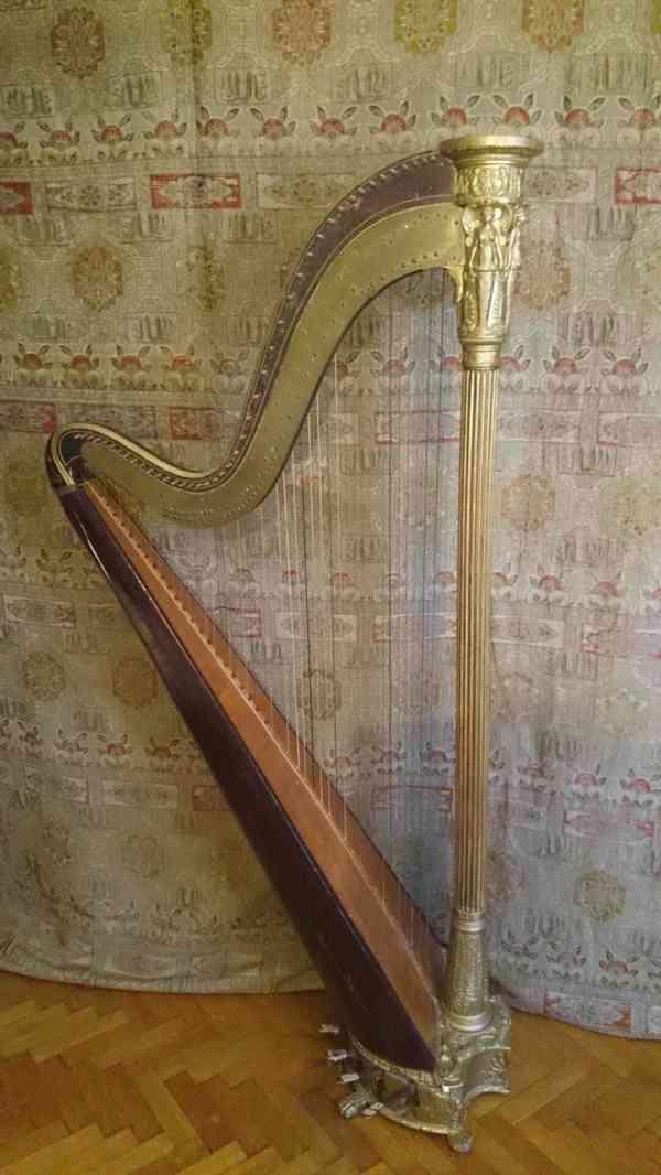 prodám harfu - foto 14