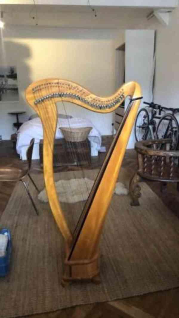 prodám harfu - foto 10