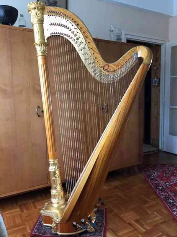 prodám harfu - foto 9