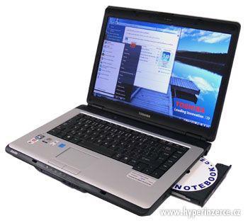 Toshiba Satellite L300D-10B, 2 jádra AMD, Windows 7 - foto 3
