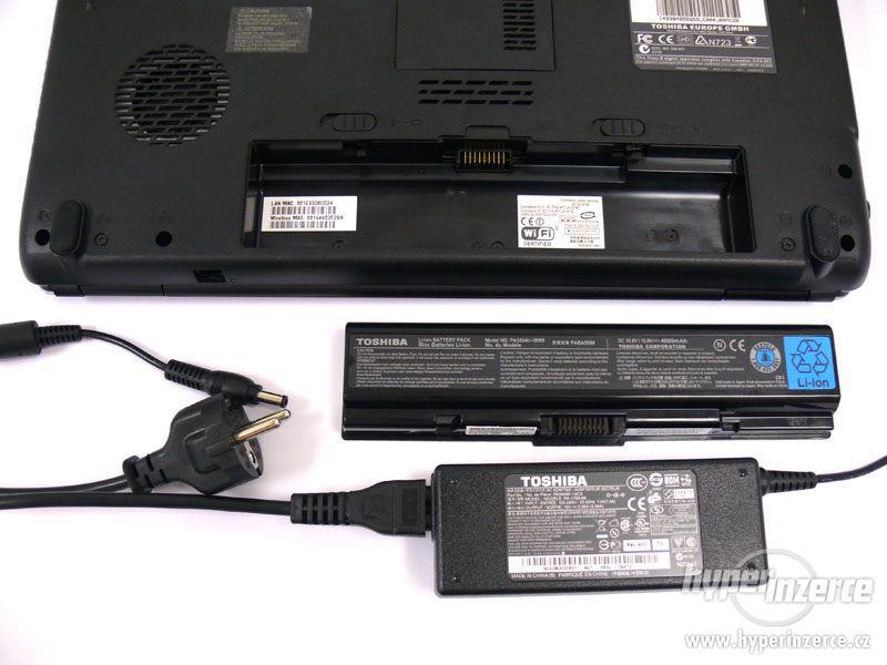 Toshiba Satellite L300D-10B, 2 jádra AMD, Windows 7 - foto 9