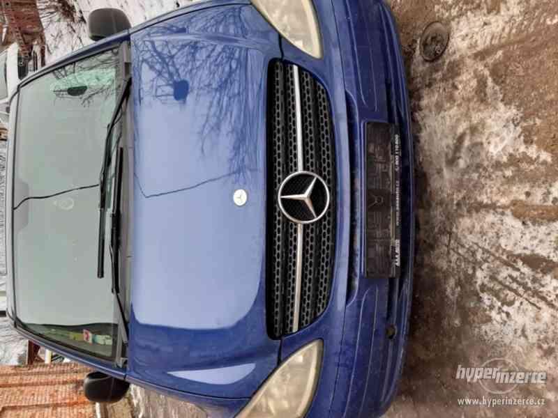 Mercedes Vito 639 115 kW