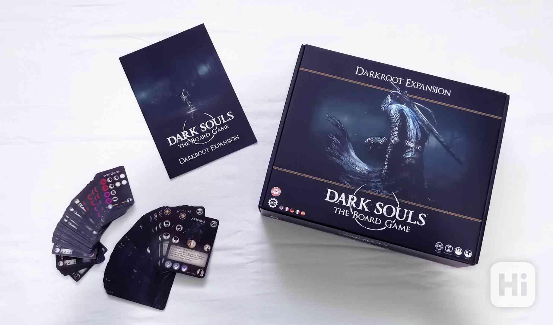 Dark Souls Darkroot Expansion - Desková hra - foto 1