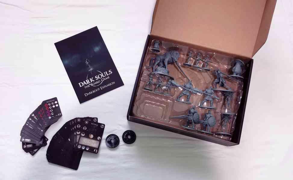 Dark Souls Darkroot Expansion - Desková hra - foto 2