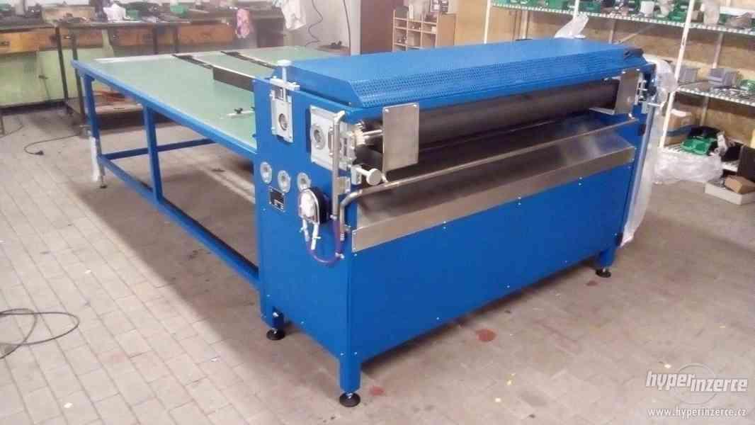 Flexotiskový stroj MS 1400/1700mm jednobarevný - foto 1