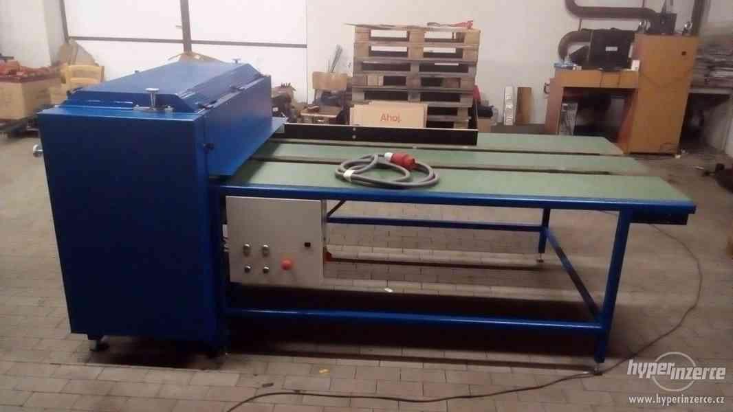 Flexotiskový stroj MS 1400/1700mm jednobarevný - foto 2