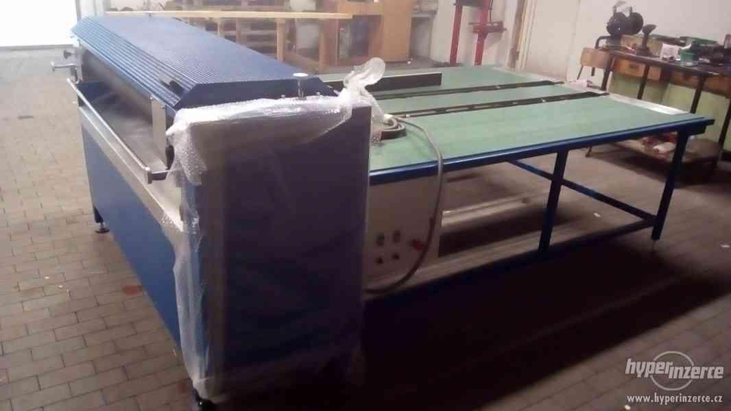 Flexotiskový stroj MS 1400/1700mm jednobarevný - foto 3