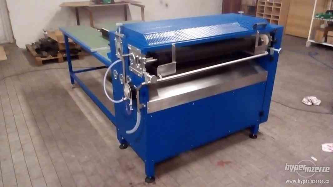 Flexotiskový stroj MS 1400/1700mm jednobarevný - foto 5