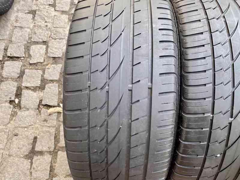 255 45 19 R19 letní pneu Continental CrossContact - foto 2