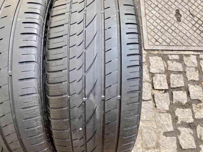 255 45 19 R19 letní pneu Continental CrossContact - foto 3