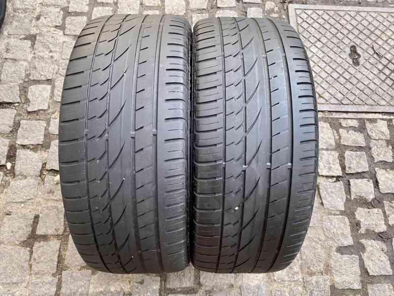 255 45 19 R19 letní pneu Continental CrossContact - foto 1