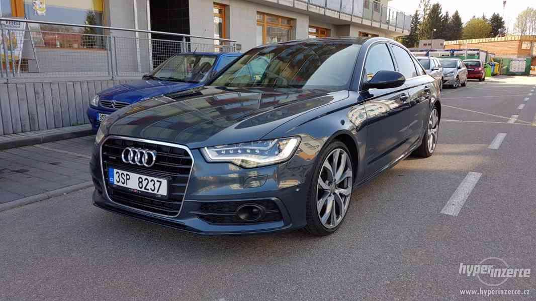 Audi A6 MTM, 3.0 TDI V6 nadstandardní výbava