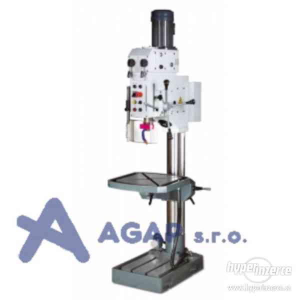 sloupovou vrtačku se strojním posuvem typ B 40 GSP - foto 1