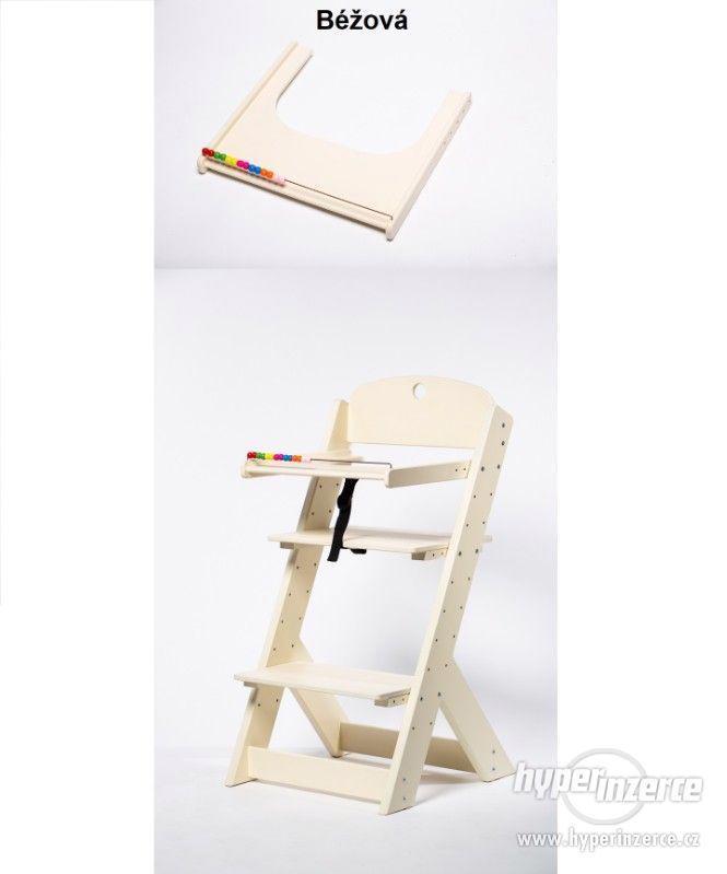 PULTÍK k rostoucím židlím ALFA a OMEGA - foto 1