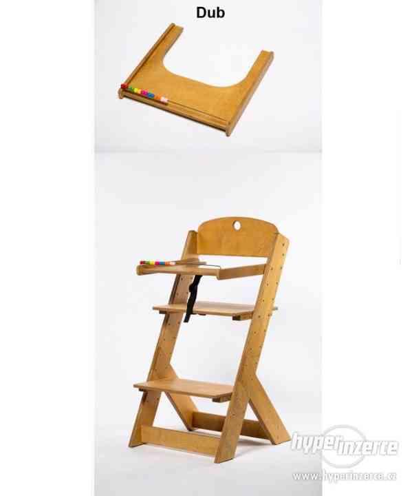 PULTÍK k rostoucím židlím ALFA a OMEGA - foto 6