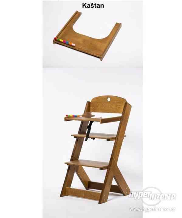 PULTÍK k rostoucím židlím ALFA a OMEGA - foto 7