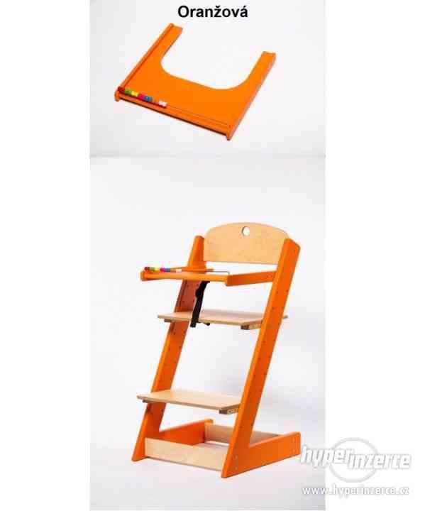 PULTÍK k rostoucím židlím ALFA a OMEGA - foto 13