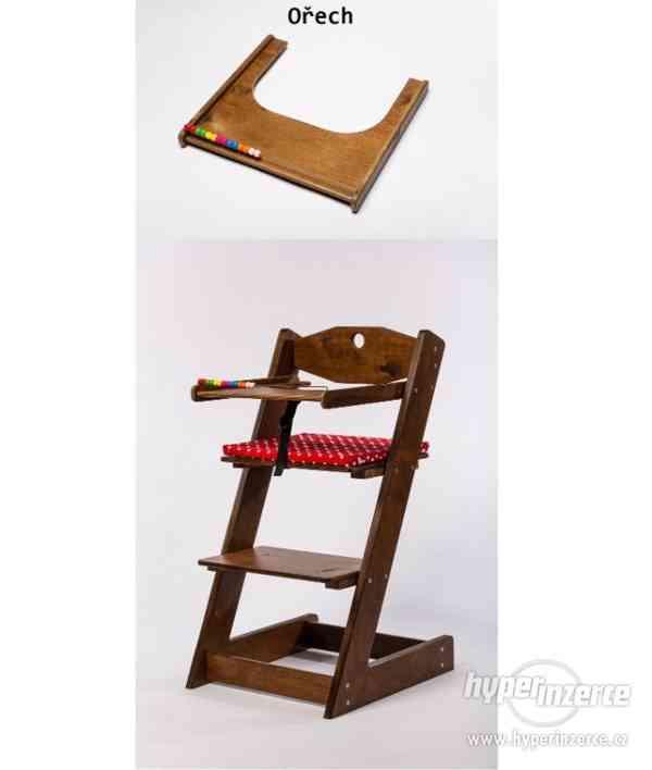 PULTÍK k rostoucím židlím ALFA a OMEGA - foto 14