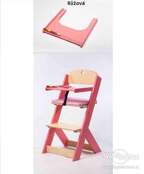 PULTÍK k rostoucím židlím ALFA a OMEGA - foto 16