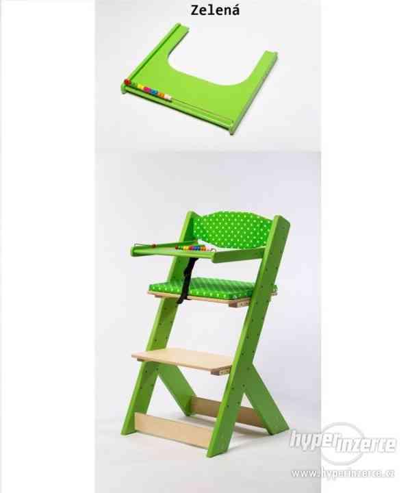 PULTÍK k rostoucím židlím ALFA a OMEGA - foto 18