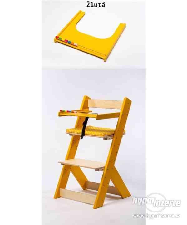 PULTÍK k rostoucím židlím ALFA a OMEGA - foto 19
