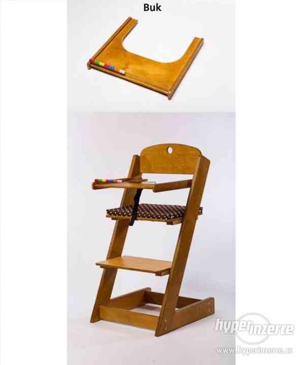 PULTÍK k rostoucím židlím ALFA a OMEGA - foto 3