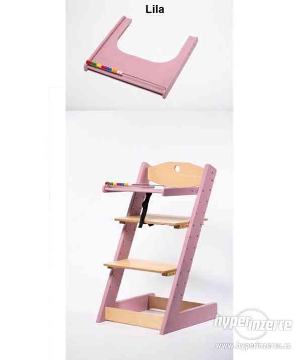 PULTÍK k rostoucím židlím ALFA a OMEGA - foto 8