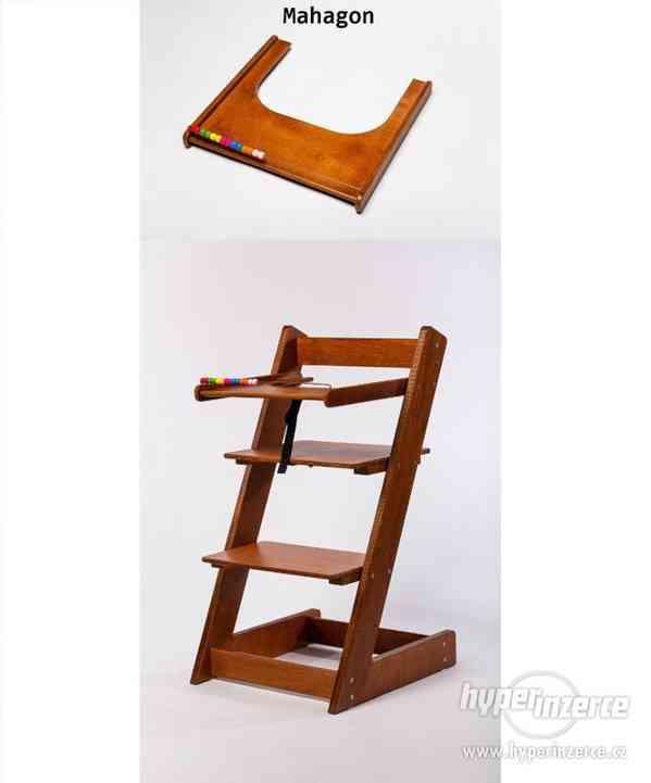 PULTÍK k rostoucím židlím ALFA a OMEGA - foto 9