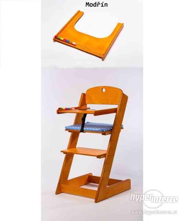 PULTÍK k rostoucím židlím ALFA a OMEGA - foto 11