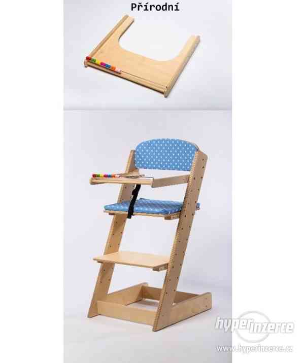 PULTÍK k rostoucím židlím ALFA a OMEGA - foto 15