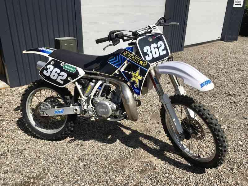 Yamaha yz 250 1989