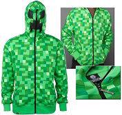 Minecraft oblečení