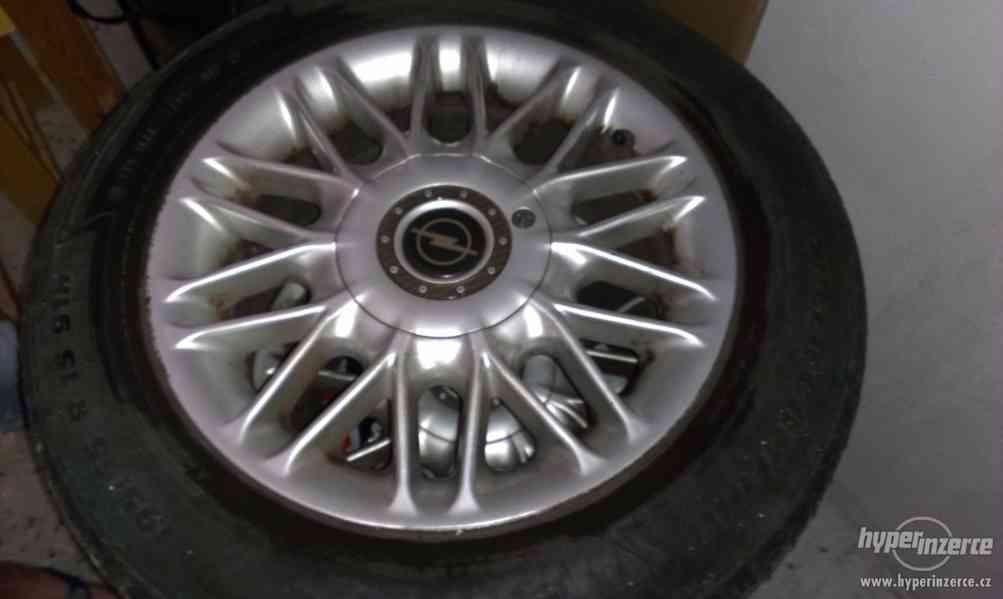 Alu kola Opel