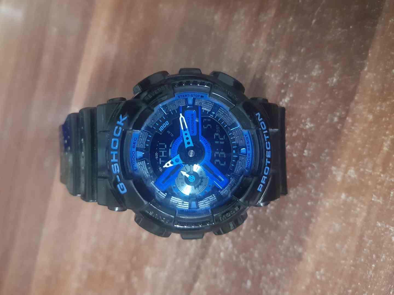 Pánské hodinky Casio G-Shock GA 110 LP - foto 1
