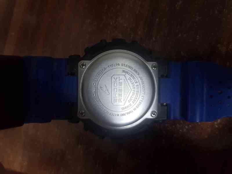 Pánské hodinky Casio G-Shock GA 110 LP - foto 3