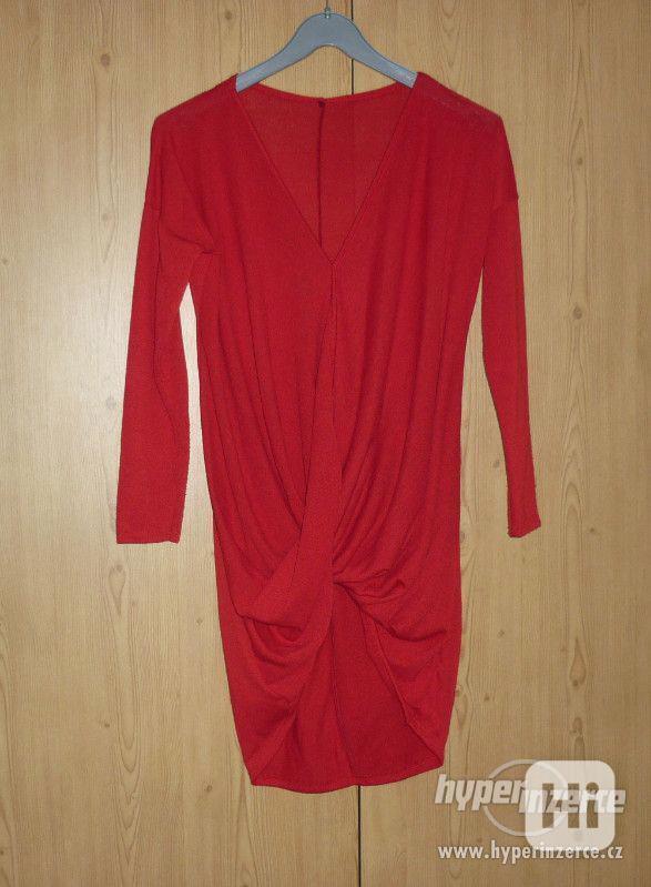 Červená tunika Made in Italy - foto 2