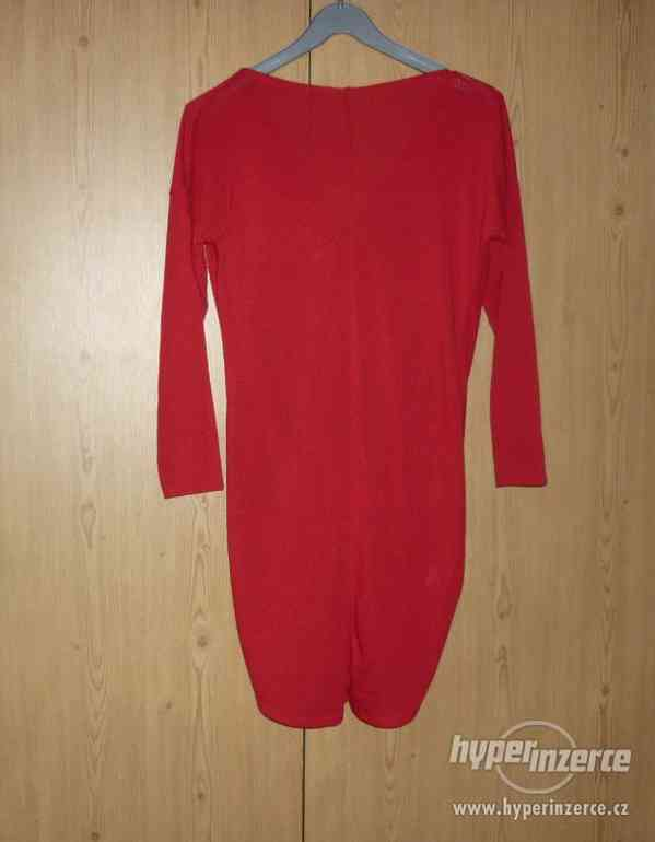 Červená tunika Made in Italy - foto 3
