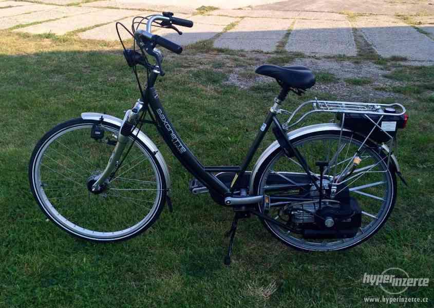 Motokolo Saxonette Luxus