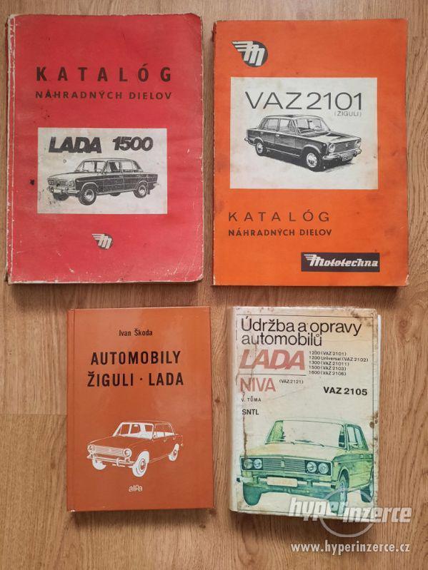 Lada 1200-1600, VAZ 2101-2106 – příručka, seznamy ND - foto 1